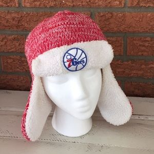 Adidas Philadelphia 76ers NBA Women's Trapper Hat